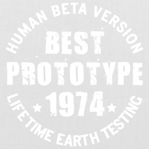 1974 - The year of birth of legendary prototypes - Tote Bag
