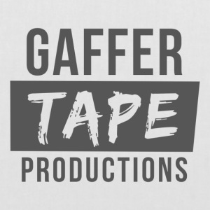 Gaffer Tape Productions - Tote Bag