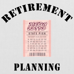 Retirement Planning - Tote Bag