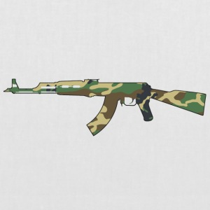 AK47 Camouflage - Tote Bag
