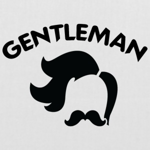 GENTLEMAN 5 noir - Tote Bag