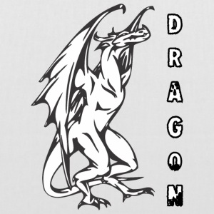 grand dragon, standign - Tote Bag