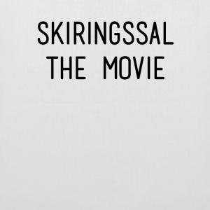 Skiringssal The Movie Fet Hettegenser gutt - Stoffveske