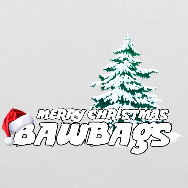 Merry Christmas Bawbags