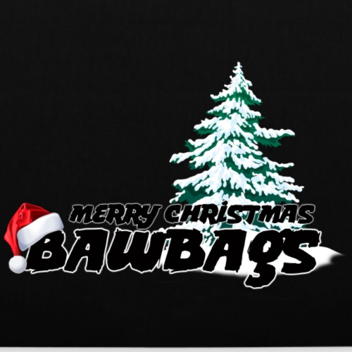 Merry Christmas Bawbags - Tote Bag