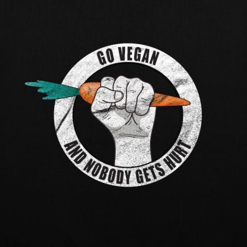 Werde Vegan und niemand wird verletzt Veganismus