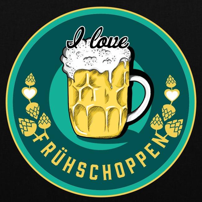 I love Frühschoppen