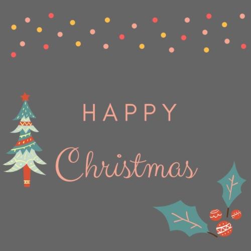 Happy Christmas - Tote Bag