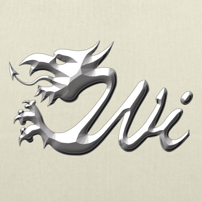 Wales Interactive Logo - Dragon Chrome