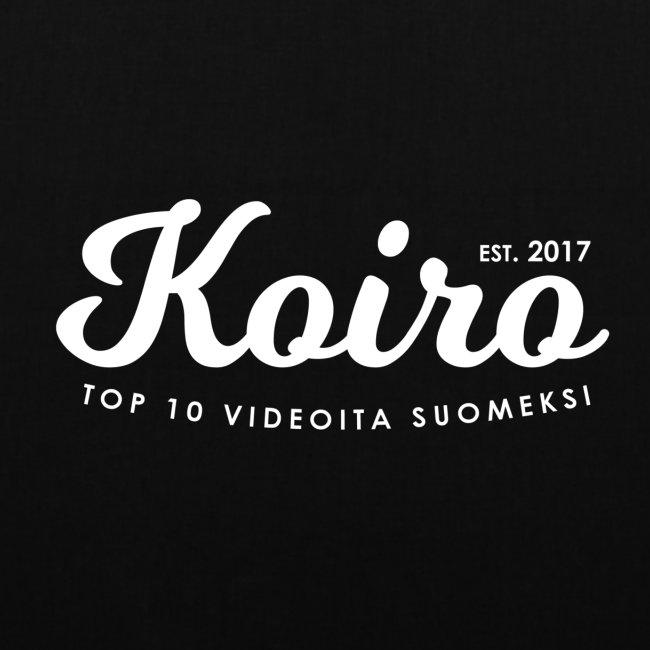 Koiro - Valkoinen Teksti