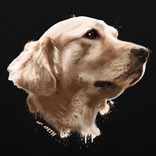 The Labrador Retriever - Tote Bag