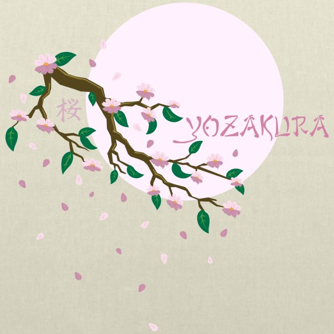 Cherry Blossom Festval Full Moon 1