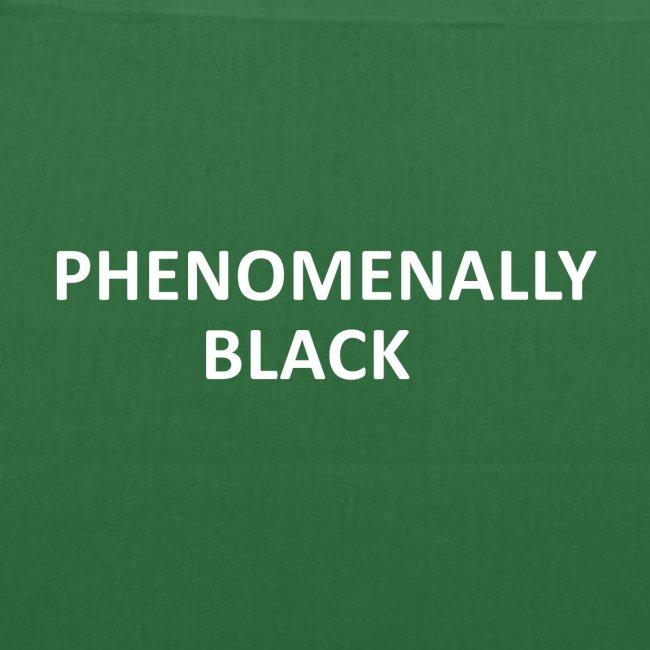 Phenomenally Black