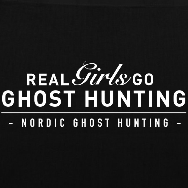 Real girls go ghost hunting