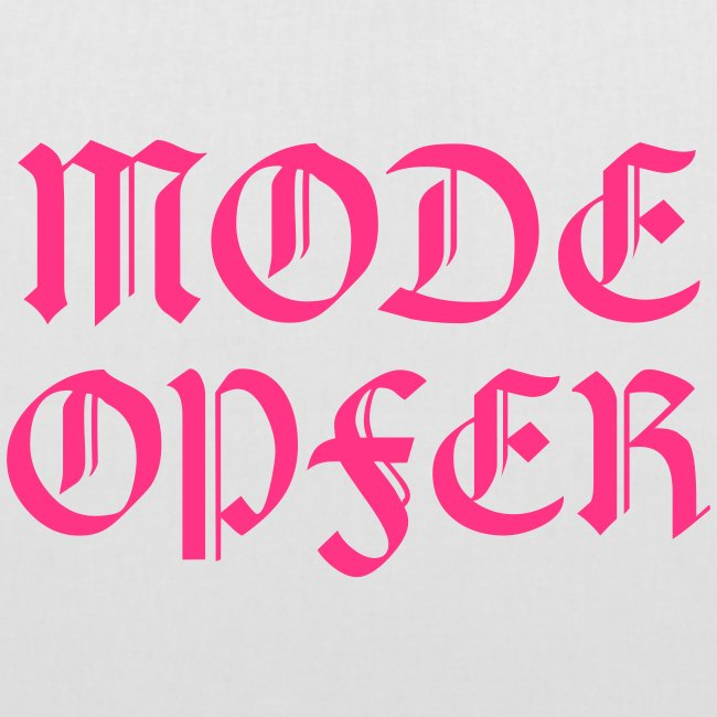 Mode Opfer - Fashion Shopping Queen