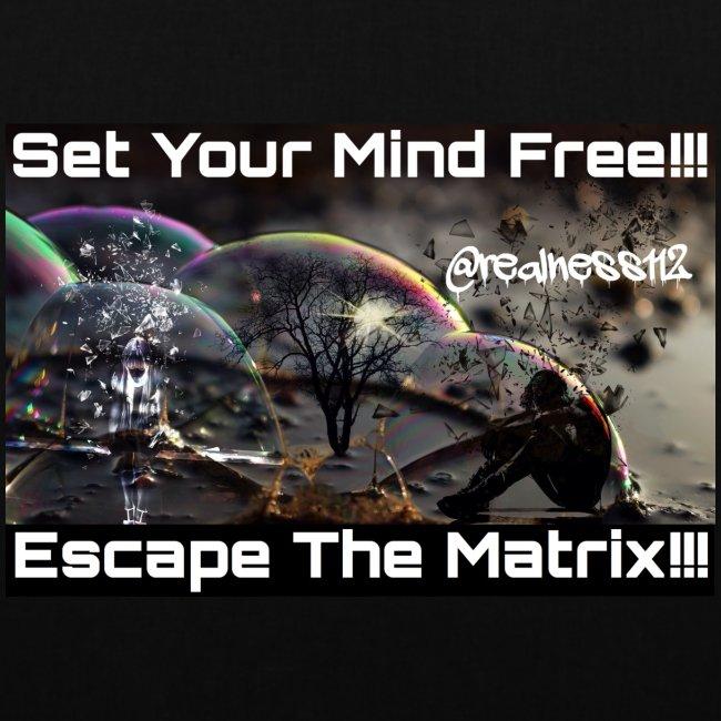 Escape The Matrix!! Truth T-Shirts!!! #Matrix