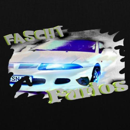 wgam fast furios - Stoffbeutel