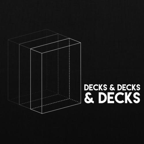 Decks&Decks&Decks - Tote Bag