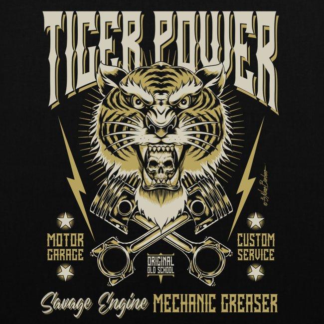 Poder del tigre