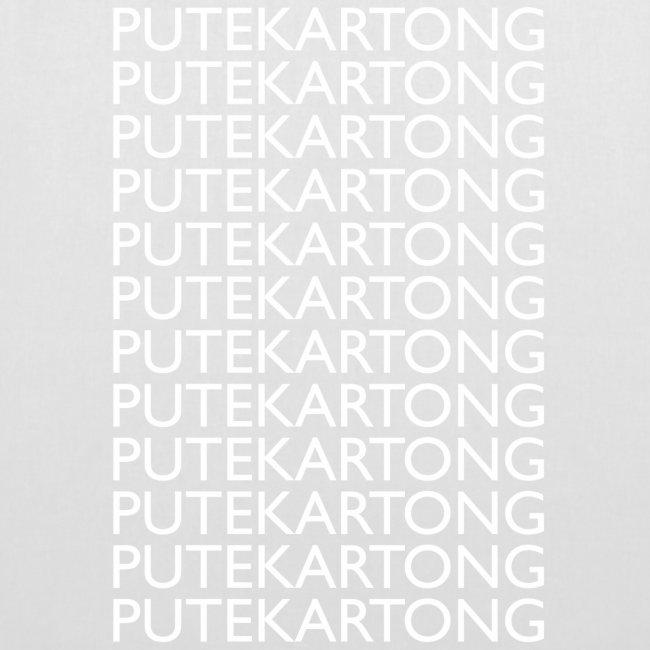 PUTEKARTONGPUTEKARTONG