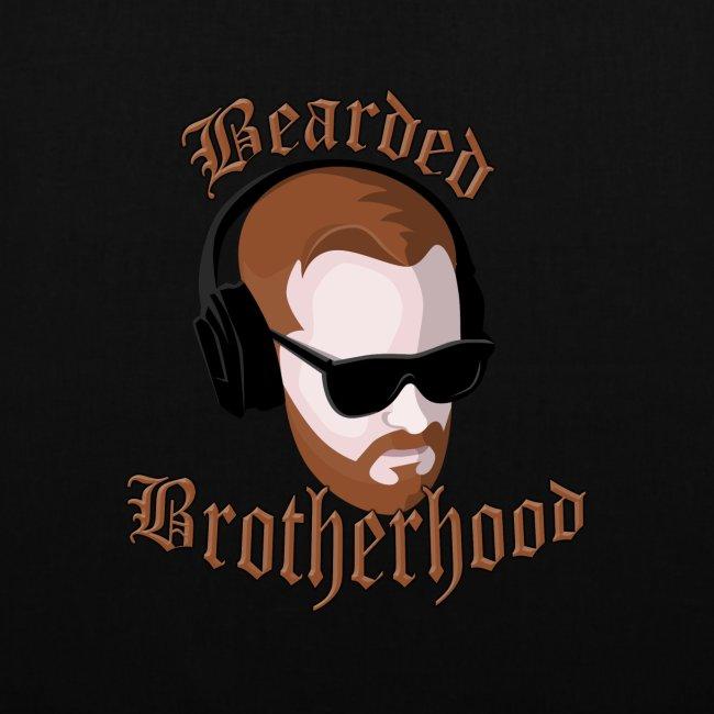The Bearded Brotherhood w/ Text