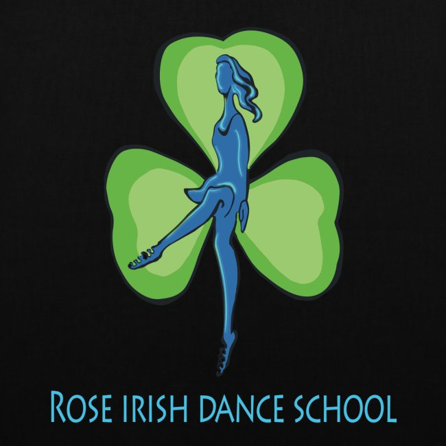 Rose Irish Dance School logo