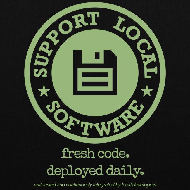 Fresh Code. Deployed Daily.
