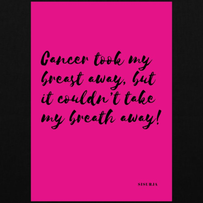 Breastless not breathless