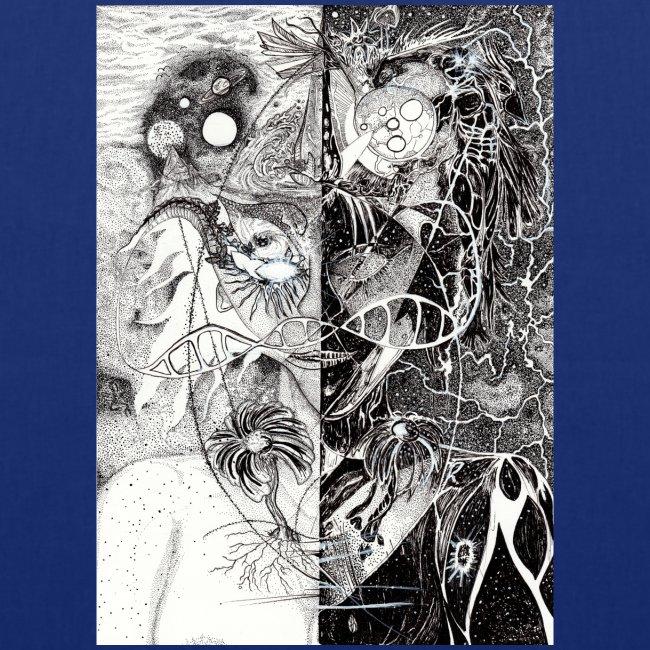 Universe In Us All Original Edition by Rivinoya