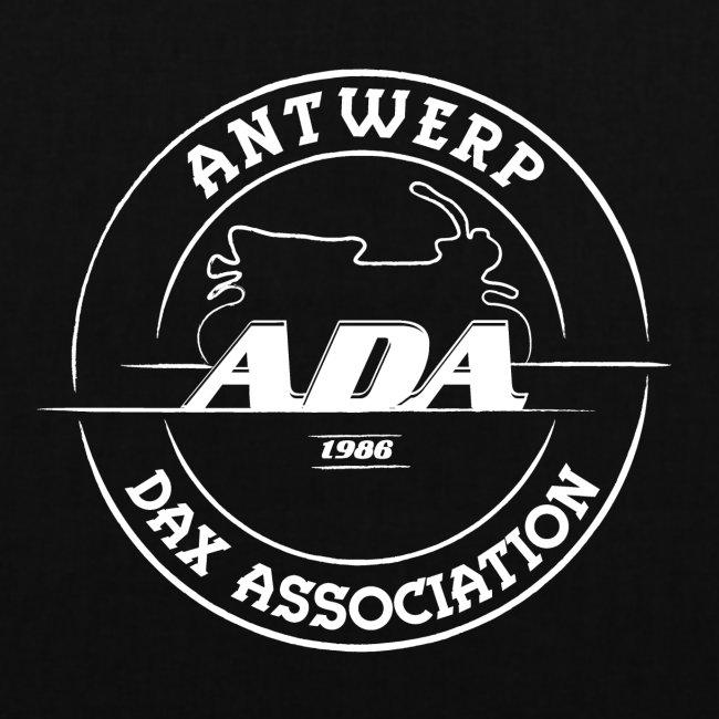 ADA DAX Logo Groot Wit