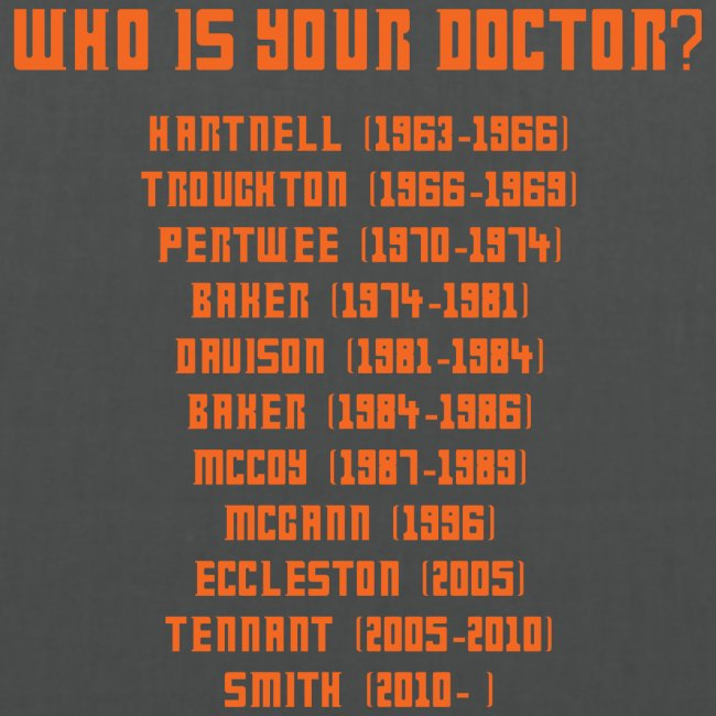 who is your doctor