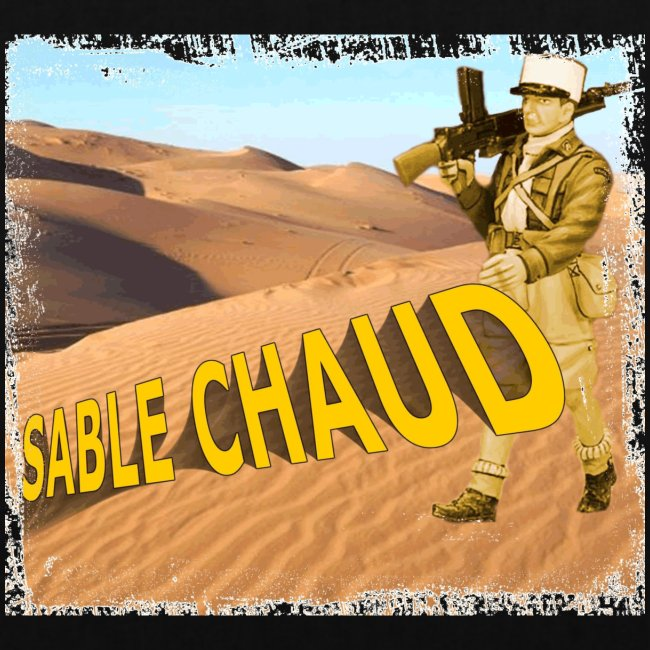 sable chaud