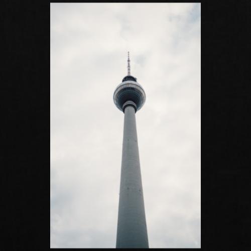 Berliner Fernsehturm - Stoffbeutel