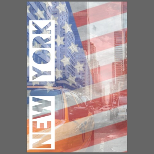 New York - Stoffbeutel