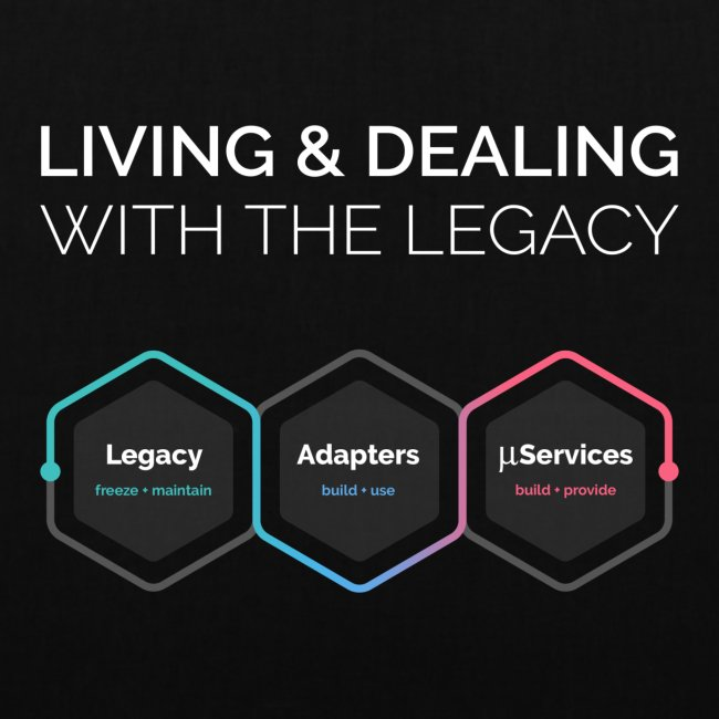 living and dealing with the legacy