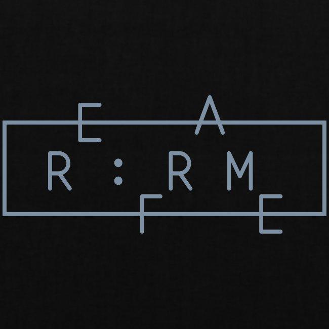 reframe Text Logo