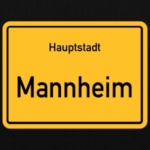 Capital Mannheim - Tote Bag