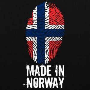 Made In Norge / Norge / Norge / Noreg - Mulepose