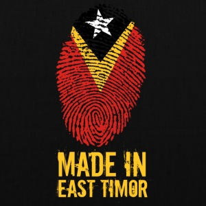 Made In East Timor / East Timor - Tote Bag