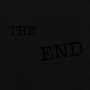 the end - Tote Bag