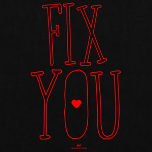 fix you - Tote Bag