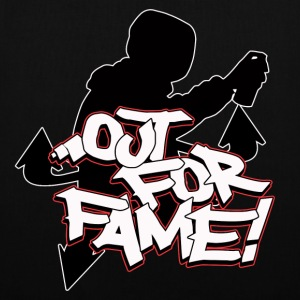 Out For Fame Old School Graffiti T-Shirt - Mulepose