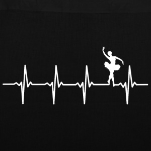 Your heart beats for ballet? - Tote Bag