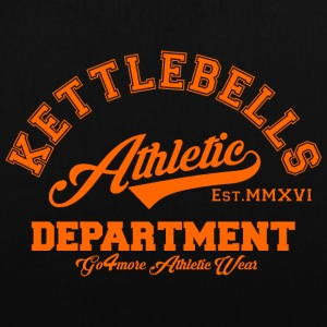 Kettlebell Athletic Department - Stoffbeutel