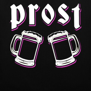Prost (Cheers) Oktoberfest clothing - Tote Bag