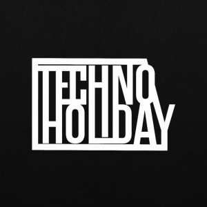 techno Holiday - Tygväska
