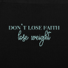 dontlosefaith Collection - Stoffveske