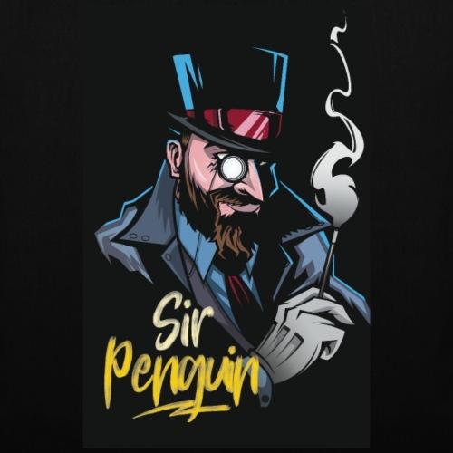 Sir Penguin - Tote Bag