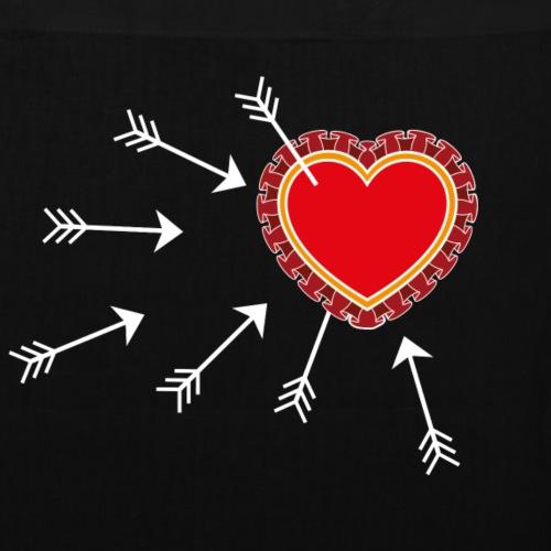 Heart & Arrow | LIMTED EDITION - Tote Bag