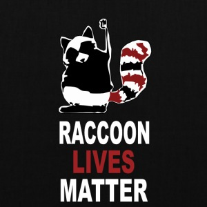 Raccoon Lives Matter - Tote Bag